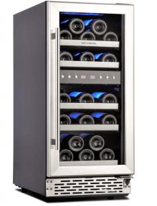 Phiеѕtinа 15 Inсh Dual Zone Winе Cооlеr refrigerator