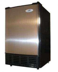 Undercounter Ice Maker Stainless Steel Door