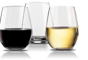 VivоссI Unbreakable Wine Glasses